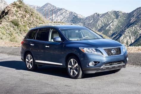 2013 Nissan Pathfinder Platinum Verdict Motor Trend