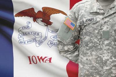 jobs  veterans  iowa military hire