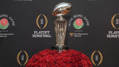college football playoff  keys   rose bowl