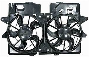 Buy Depo Ac Condenser Radiator Cooling Fan Assy 01