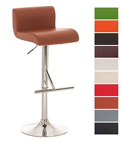 chaise de bar 63 cm clp tabouret de bar tabouret de bar california en