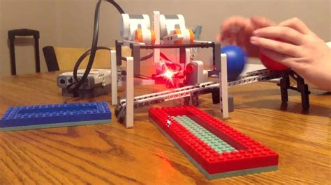 grade science project lego nxt youtube