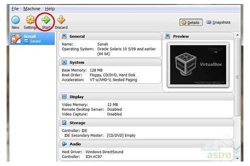 sol baixar do virtualbox para windows 64 bits