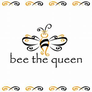 Logo Design for Bee The Queen Company