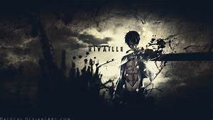 Corporal Rivaille Shingeki no Kyojin Wallpaper by Say0chi ...