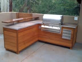 bbq island kits1 home design ideas - Bbq Outdoor Kitchen Islands