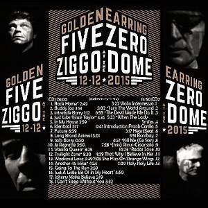 The Dome Cd 2018 : golden earring live 2015 five zero ziggo dome ~ Jslefanu.com Haus und Dekorationen