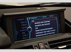 BMW iDrive Repair iDrive Display Faults Fixed SINSPEED