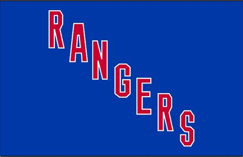 New York Rangers Logo Wallpaper - Wallpaperall