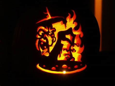 awesome carved pumpkins designs 70 cool easy pumpkin carving ideas for wonderful halloween day