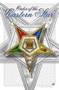 Order of Eastern Star Art