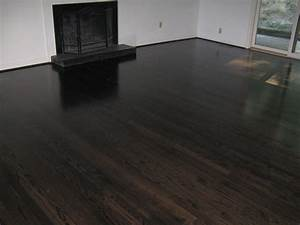 Ebony Stained Hardwood Floors – M O D F R U G A L