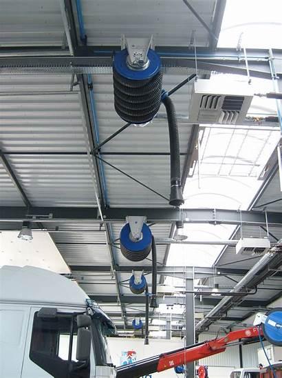 Exhaust Extraction Vehicle Systems Equipment Garage Range