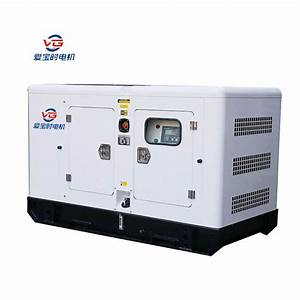 Factory Price Ricardo Power 22 Kw 27 5 Kva Silent Diesel