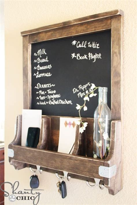 Kitchen Organizer Chalkboard by Best 25 Magnetic Chalkboard Walls Ideas On