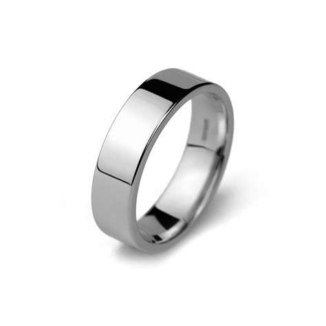 the wedding room palladium flat court shape 6mm wedding ring rings from joshua uk