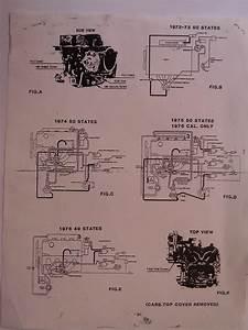 Weber 32  36 Smog Legal Vacuum Diagrams