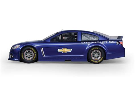 Nascar Chevy Ss  6th Generation In The Sprint Cup
