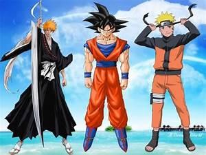 Goku vs Ichigo vs Naruto - Battles - Comic Vine