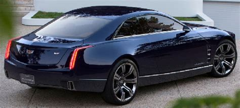 2018 Cadillac Cts Coupe Release Date And Price  Car New Trend
