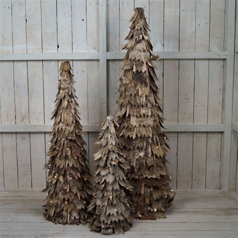 birch tree satchville gift  christmas decorations