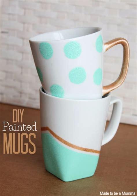 cute diy ideas  coffee mugs