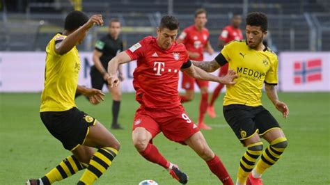 Bayern, who won the league by only two points, thrashed dortmund. Bayern vs Dortmund Free Betting Tips - Supercup Germany ...