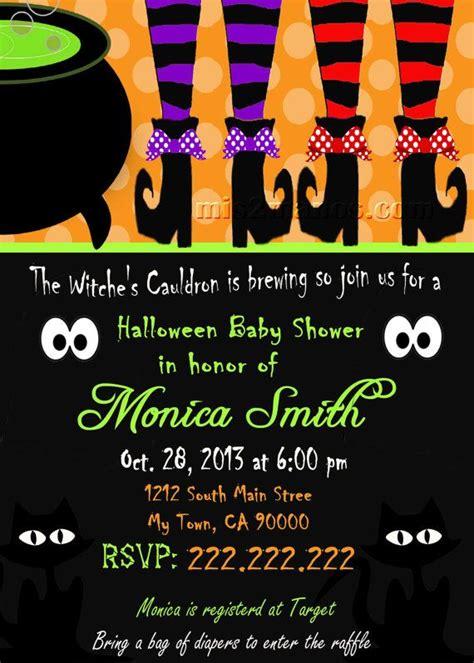 halloween baby showers ideas  pinterest