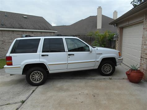 1995 jeep grand cherokee picture of 1995 jeep grand cherokee limited 4wd exterior