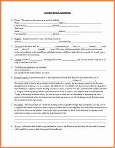 8 rental agreement between landlord and tenant purchase With landlord tenant contract template