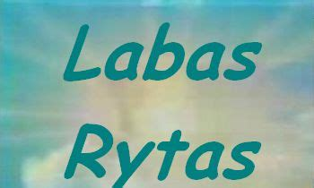 Raymond Balta - a Voice -: Labas Rytas Lietuva - Good ...