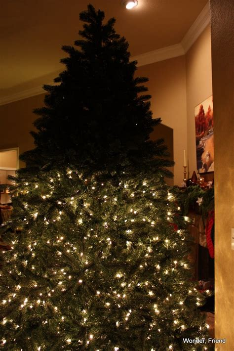 o christmas tree lighting fails and hidden pickles