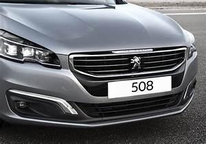Peugeot 508 Saloon