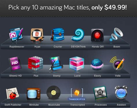 aus  mac bundle selbst zusammenstellen appgefahrende