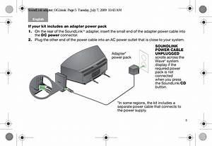 Bose Soundlink User Manual