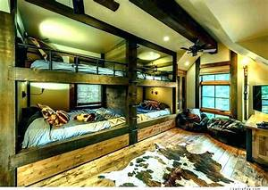 Cabin, Style, Interior, Design, Ideas, Lake, House, Interior