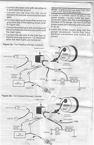 Autometer Gauge Wiring Diagram