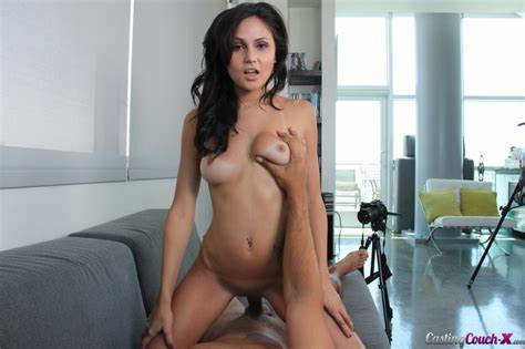 Sultry Ariana Marie Wants To Gets On The Casting Couch