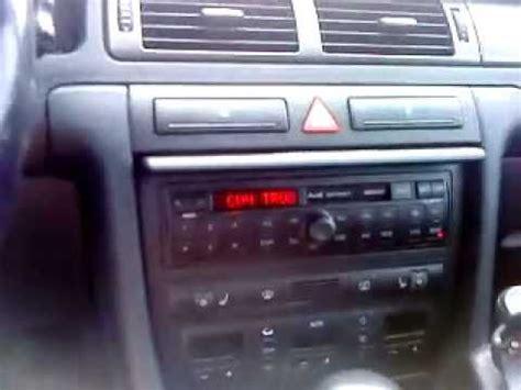 audi  bose sound system youtube