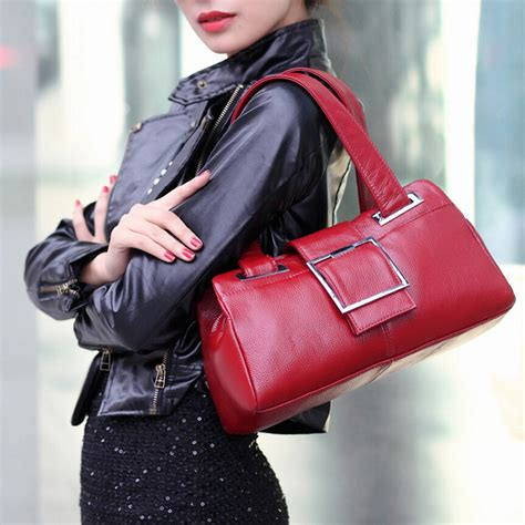 High Quality Brands by Brand 100 Genuine Leather Luxury Handbags High Quality