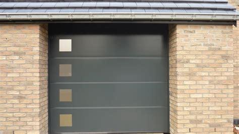 hormann porte de garage porte de garage hormann porte de garage hormann 7016 motif inox