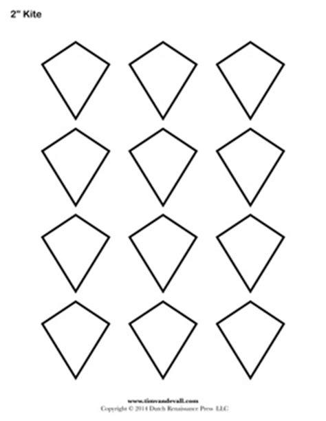 Free Kite Templates