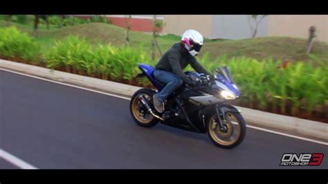 Yamaha R25 Modification by One3motoshop Yamaha R25 Modification Part 1
