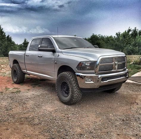 silver  gen ram  method wheels ram trucks ram