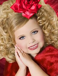 Little Girl Beauty Pageant Hairstyles