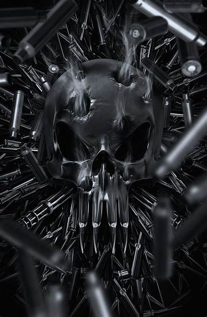 Punisher Amoled 4k Wallpapers Badass Poster Army