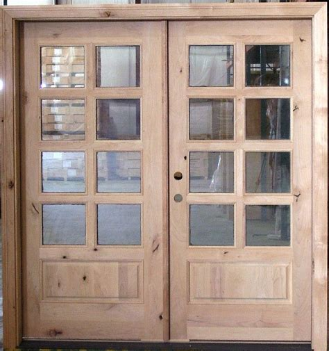 shaker style interior doors alder exterior