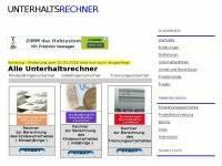 Kindesunterhalt 2015 Berechnen : unterhaltsrechner d sseldorfer tabelle ~ Themetempest.com Abrechnung