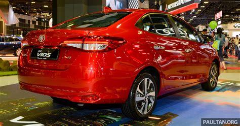 toyota vios generasi baharu  singapore motor show
