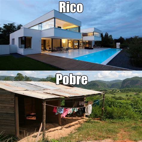los ricos tienen que ceder su lugar para que los pobres salgan adelante